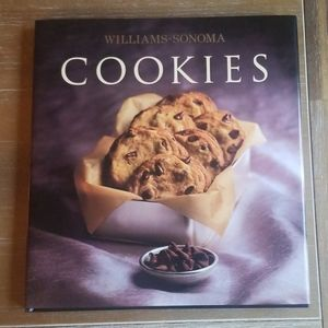 Williams-Sonoma collection cookies cookbook 2002